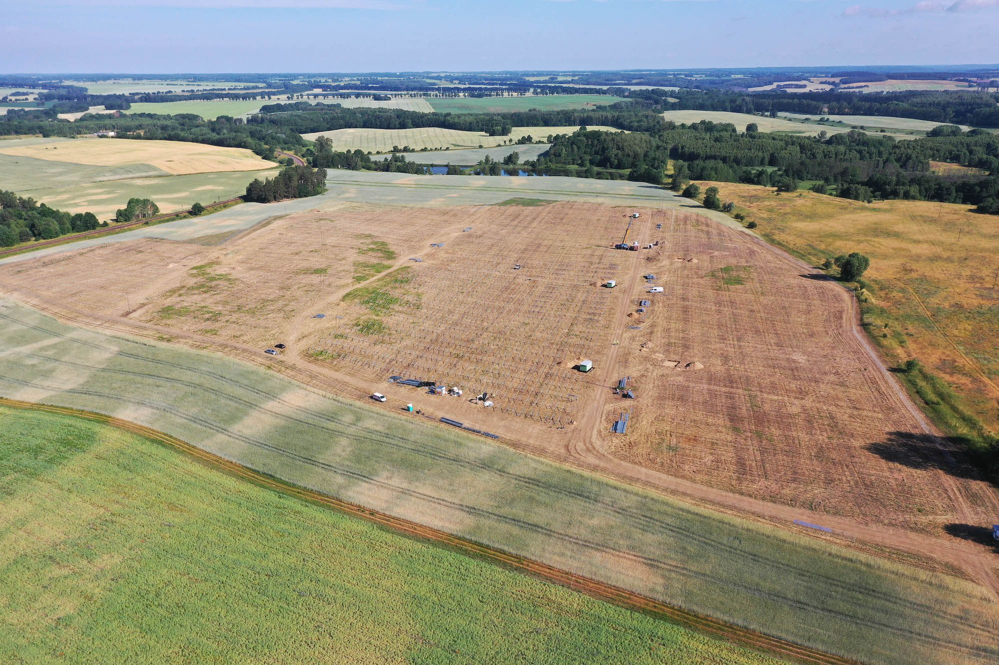 Sun Investment Group and Eternia Solar to install 10 MW solar power projects in Gardno, Poland