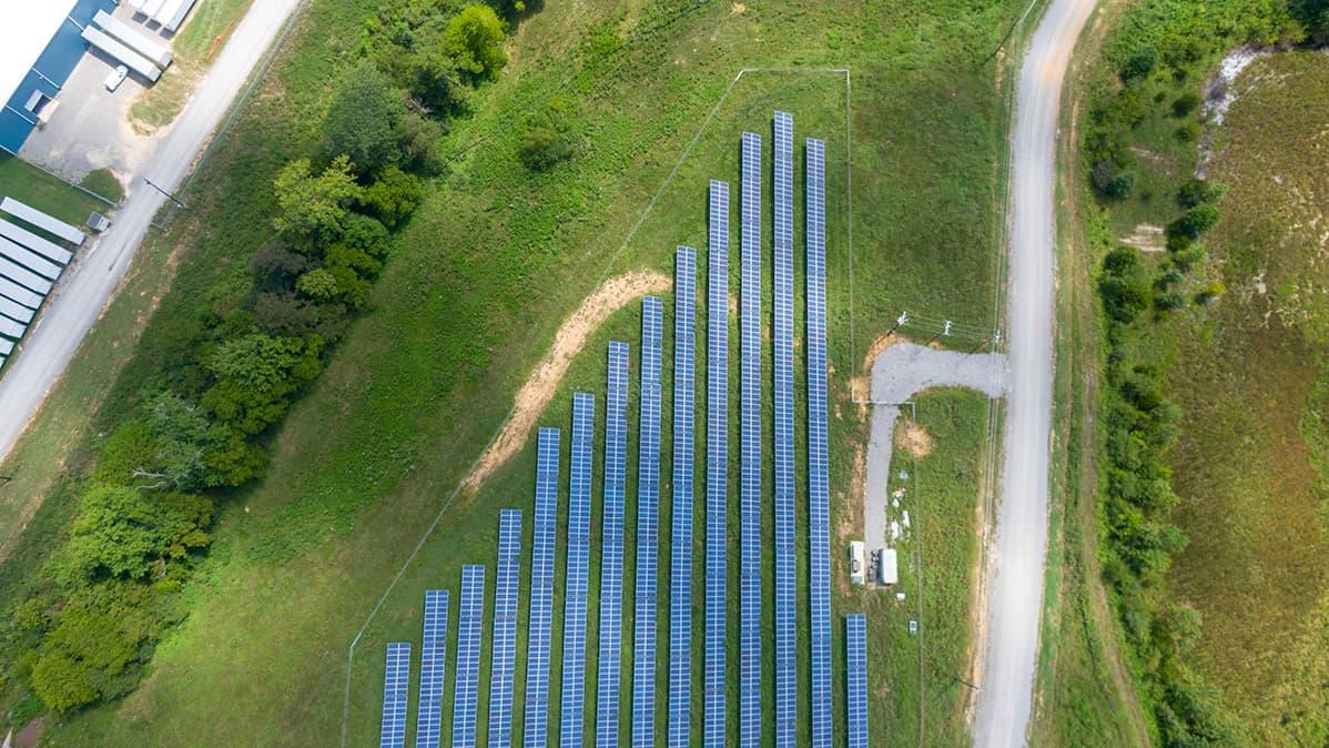 Lenkijos bankas skyrė 5,8 milijonus eurų lietuviško saulės energijos projekto finansavimui