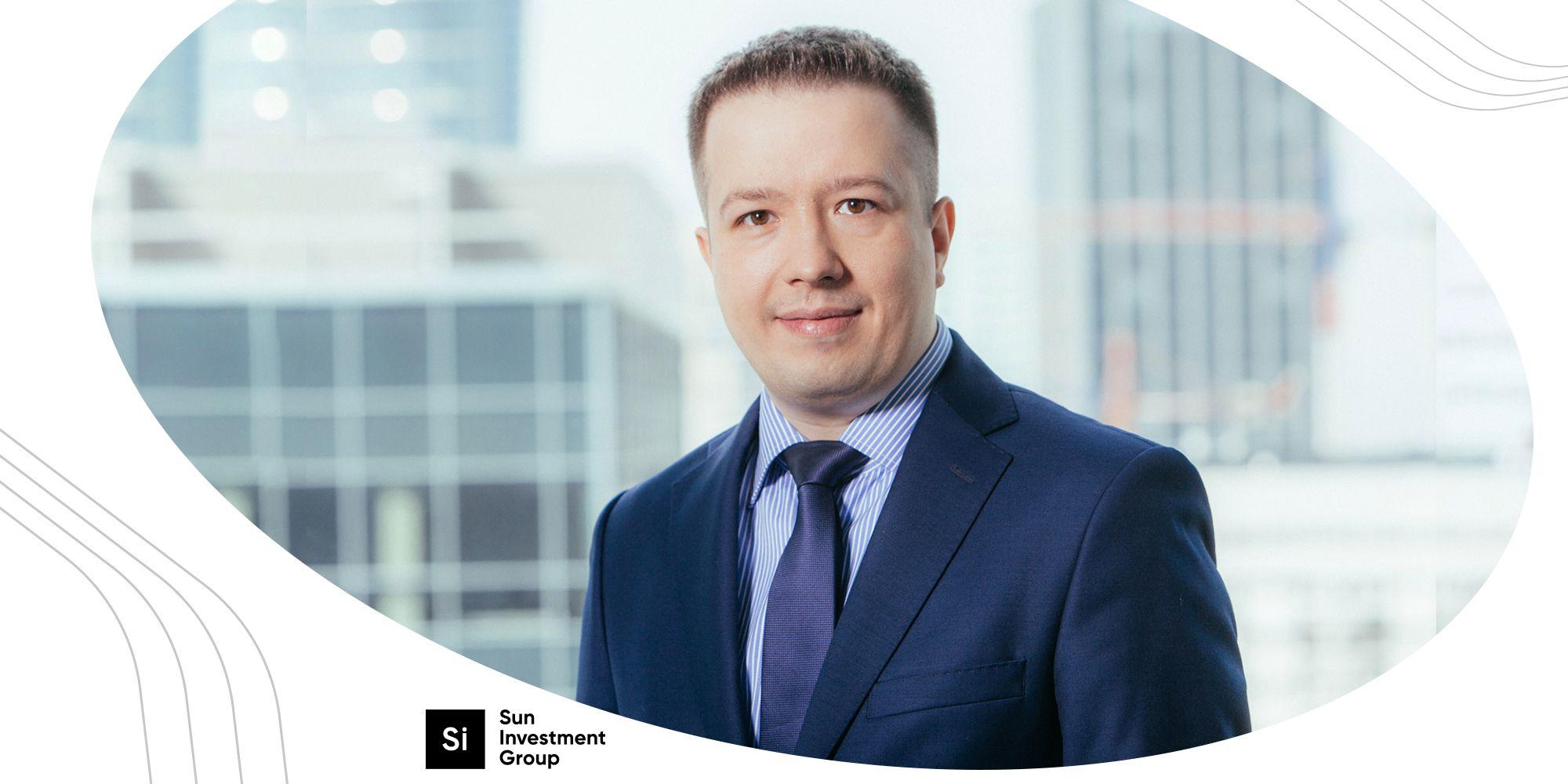 Krzysztof Kadłubowski joins SIG as a new Head of Business Development in Poland