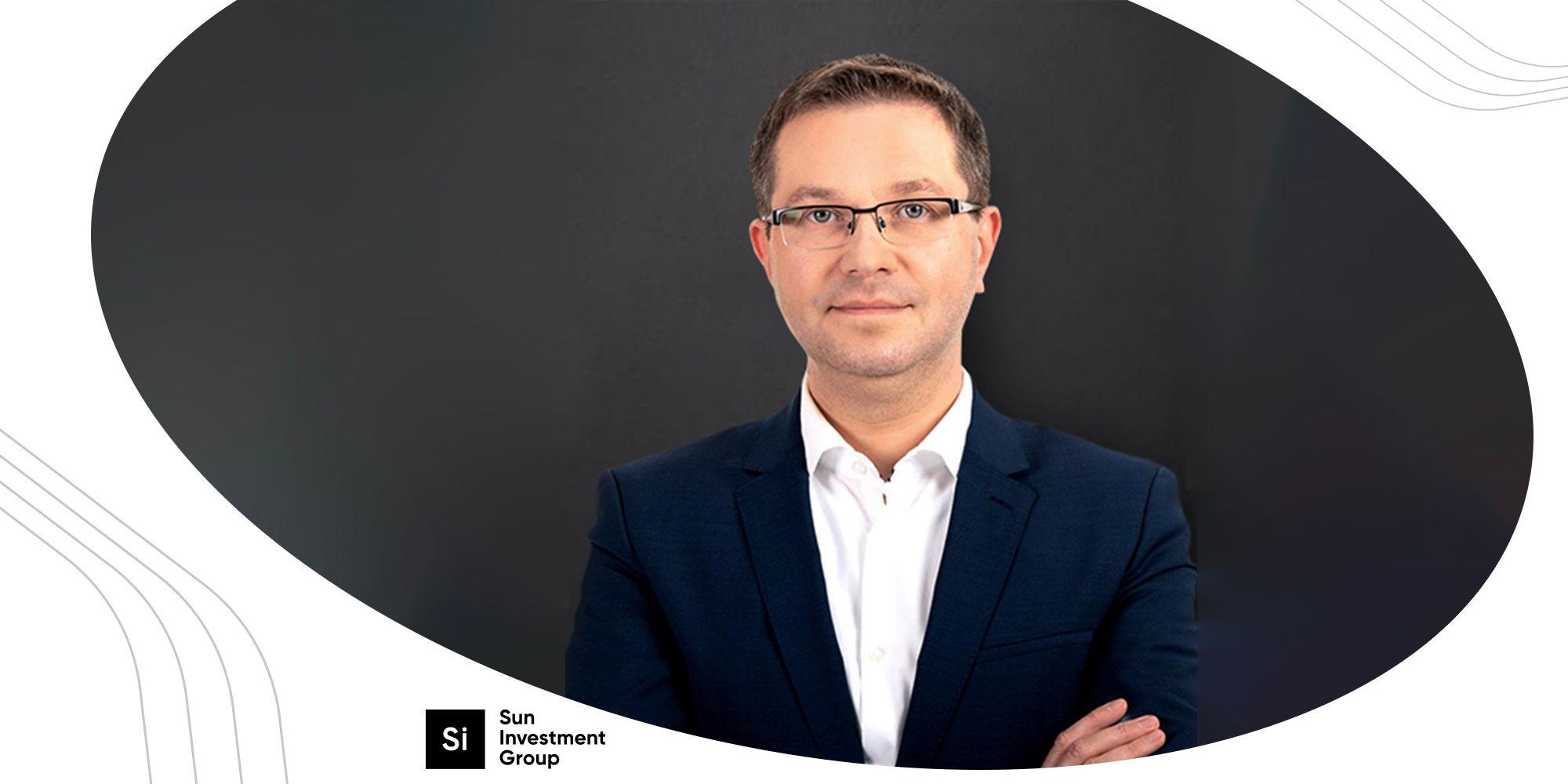 SIG is proud to introduce Rytis Jezepčikas as a new Global CFO